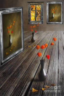 Autumn Colours Poster by Veikko Suikkanen