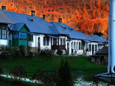 Autumn In Romania Poster