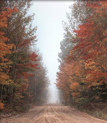 Autumn Journey Poster