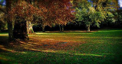 Autumn Poster by Nina Ficur Feenan