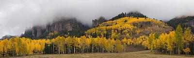 Autumn Panoramic Poster