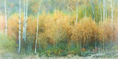 Autumn Pastels Poster