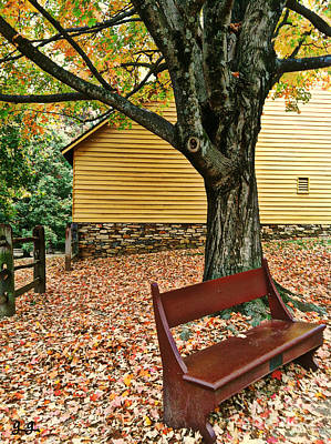 Autumn Wait Poster