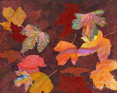 Autumn Wonder Poster by Denise Hoag