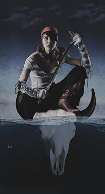 Avast Ye Pirate Poster