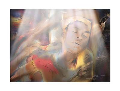 Awakening Poster by Bob Salo