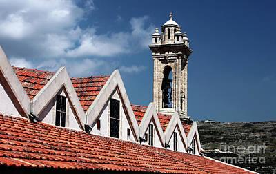 Ayios Neophytos Monastery Poster