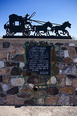 Az007 - Wickenburg Massacre Poster
