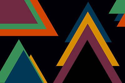 Aztec 2 Poster