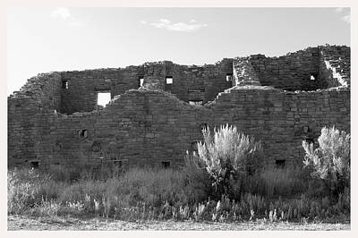 Aztec Ruins New Mexico                     Poster by Mark Goebel