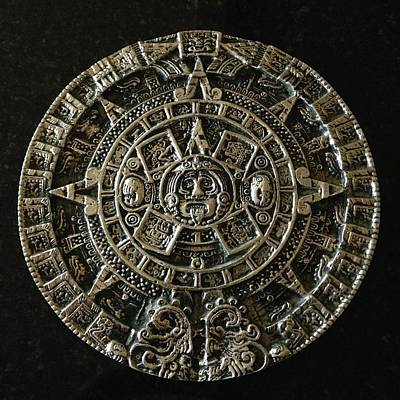 Aztec Poster by Julio Lopez
