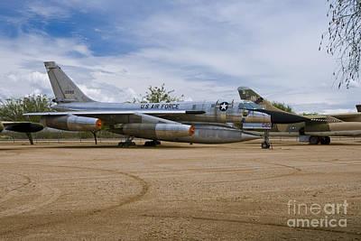 B-58 Hustler Poster
