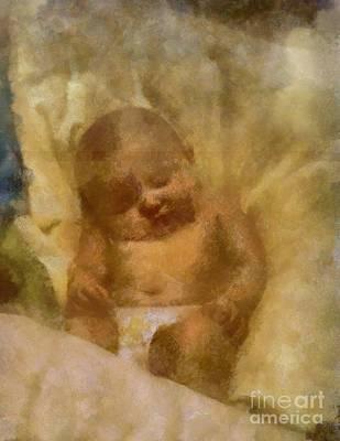 Baby Lexa Poster