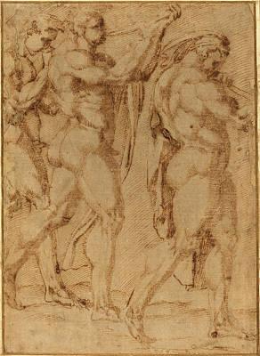 Baccio Bandinelli Italian, 1488-1493 - 1560 Poster by Quint Lox