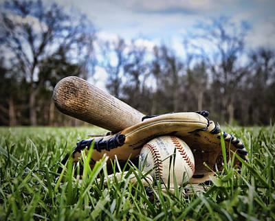Backyard Baseball Memories Poster