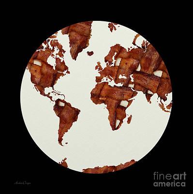 Bacon World 1 Poster