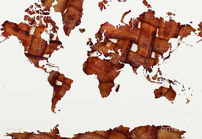 Bacon World 2 Poster