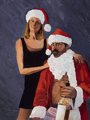 Bad Santa II Poster
