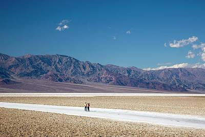 Badwater Basin Poster by Jim West