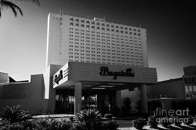 bagatelle beach and nightclub at the tropicana Las Vegas Nevada USA Poster