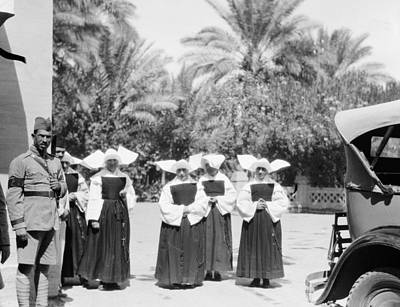 Baghdad Nuns, 1932 Poster