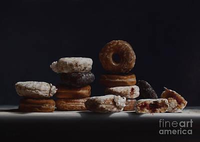 Bakers Dozen Poster by Larry Preston