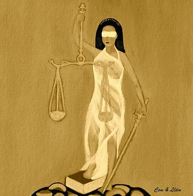 Balance 3 Poster by Lorna Maza