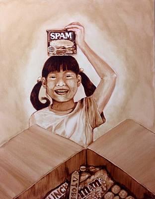 Balikbayan Box Poster by Clarisse Pastor-Medina