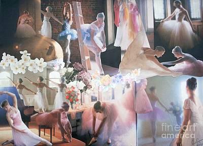 Ballarina Beauty - Sold Poster
