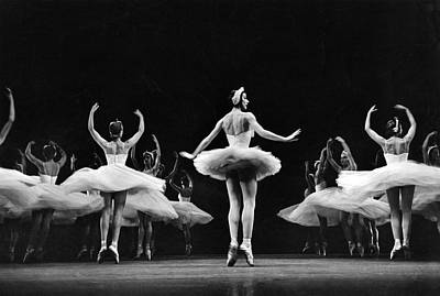 Ballerina Margot Fonteyn Poster by Eliot Elisofon