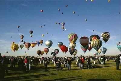 Balloon Fest Poster