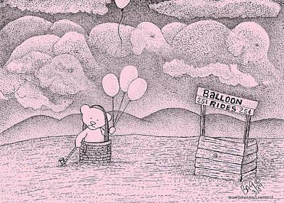 Balloon Rides Poster
