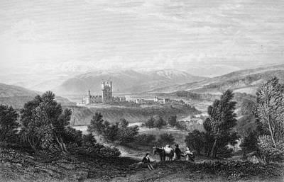 Balmoral Castle, Scotland Poster by Granger