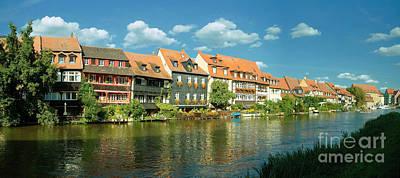 Bamberg Little Venice 1 Poster