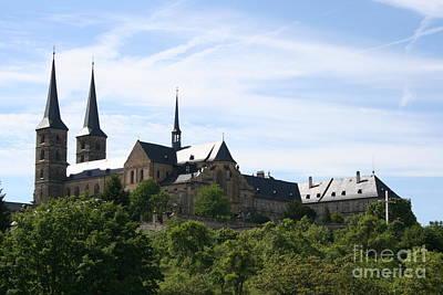 Bamberg Michelsberg - Germany Poster by Christiane Schulze Art And Photography