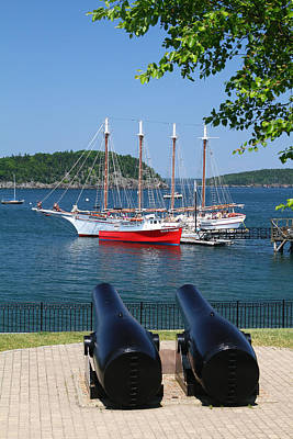 Bar Harbor Poster by Acadia Photography