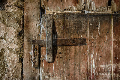 Barn Door Poster by John Greim
