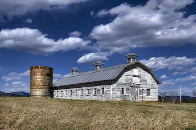 Barns Are Beautiful II Poster