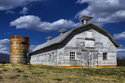 Barns Are Beautiful Poster