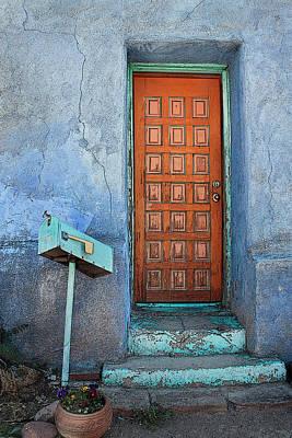 Barrio Door Poster
