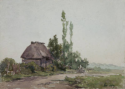 Barstaimat, Forest Of Mormul  Poster by Henri Duhem
