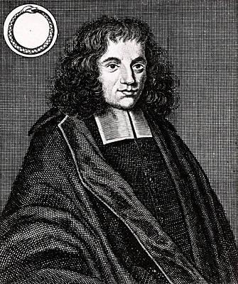 Baruch Spinoza Poster