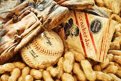 Baseball Fundamentals Poster