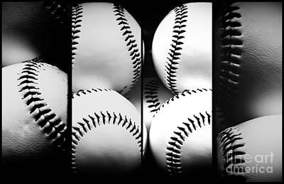 Baseball Panels Poster