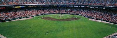 Baseball Stadium, San Francisco Poster