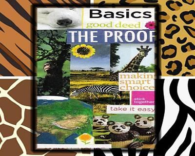 Basics-animal Poster
