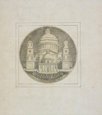 Basilica Of Saint Peter Poster