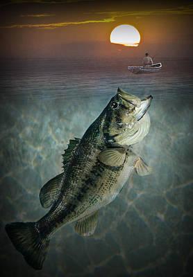 Bass Revenge Poster