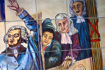 Bastille Metro No 2 Poster