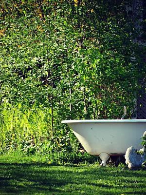 Bath And Beyond Poster by Cyryn Fyrcyd